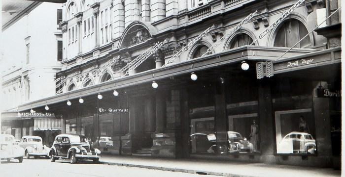 Australia Hotel Sydney 1950s