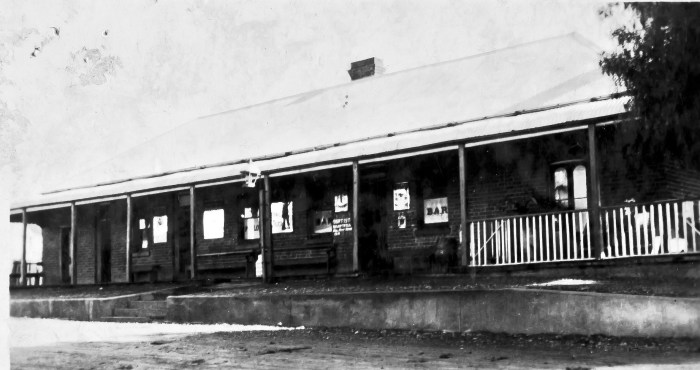 Commercial Hotel Cargo a 1924 ANU