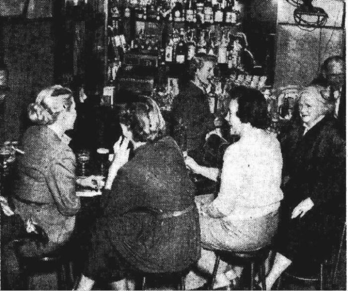 hollywood hotel sydney 1954