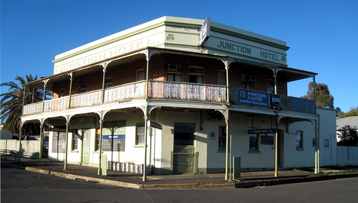 junction hotel canowindra nsw