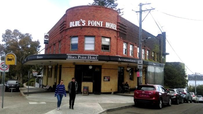 Blues Point Hotel North Sydney b