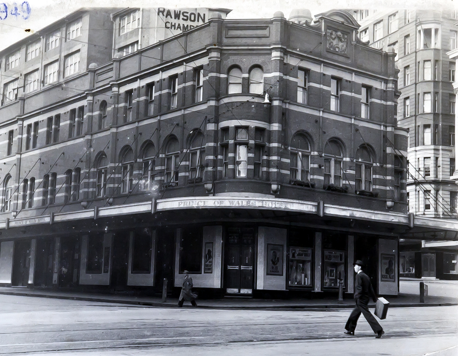 Prince of Wales Hotel, Sydney