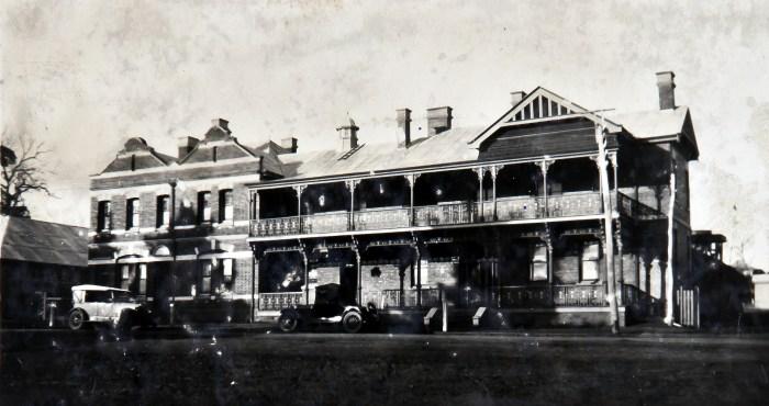 Royal Hotel Guyra 1924 ANU