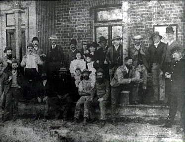 opening day 1887 royal hotel randwick