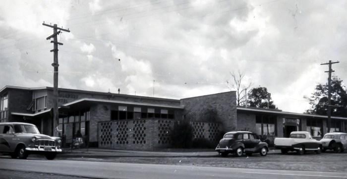 Villawood Hotel Villawood NSW 1960 ANU