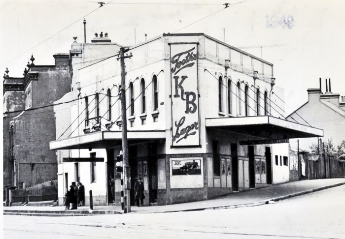 Palace Hotel Darlinghurst 1948 anu