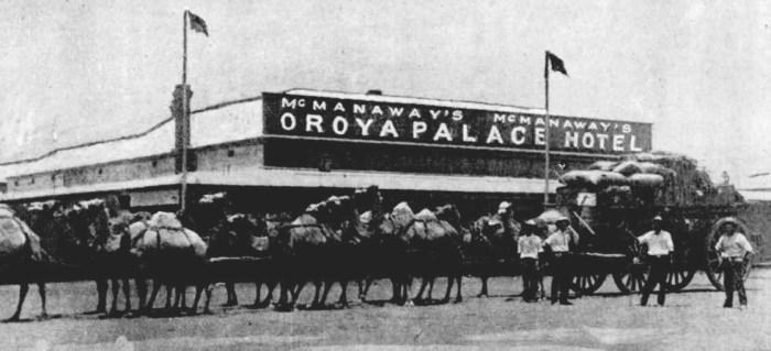 oroya palace hotel was 1908