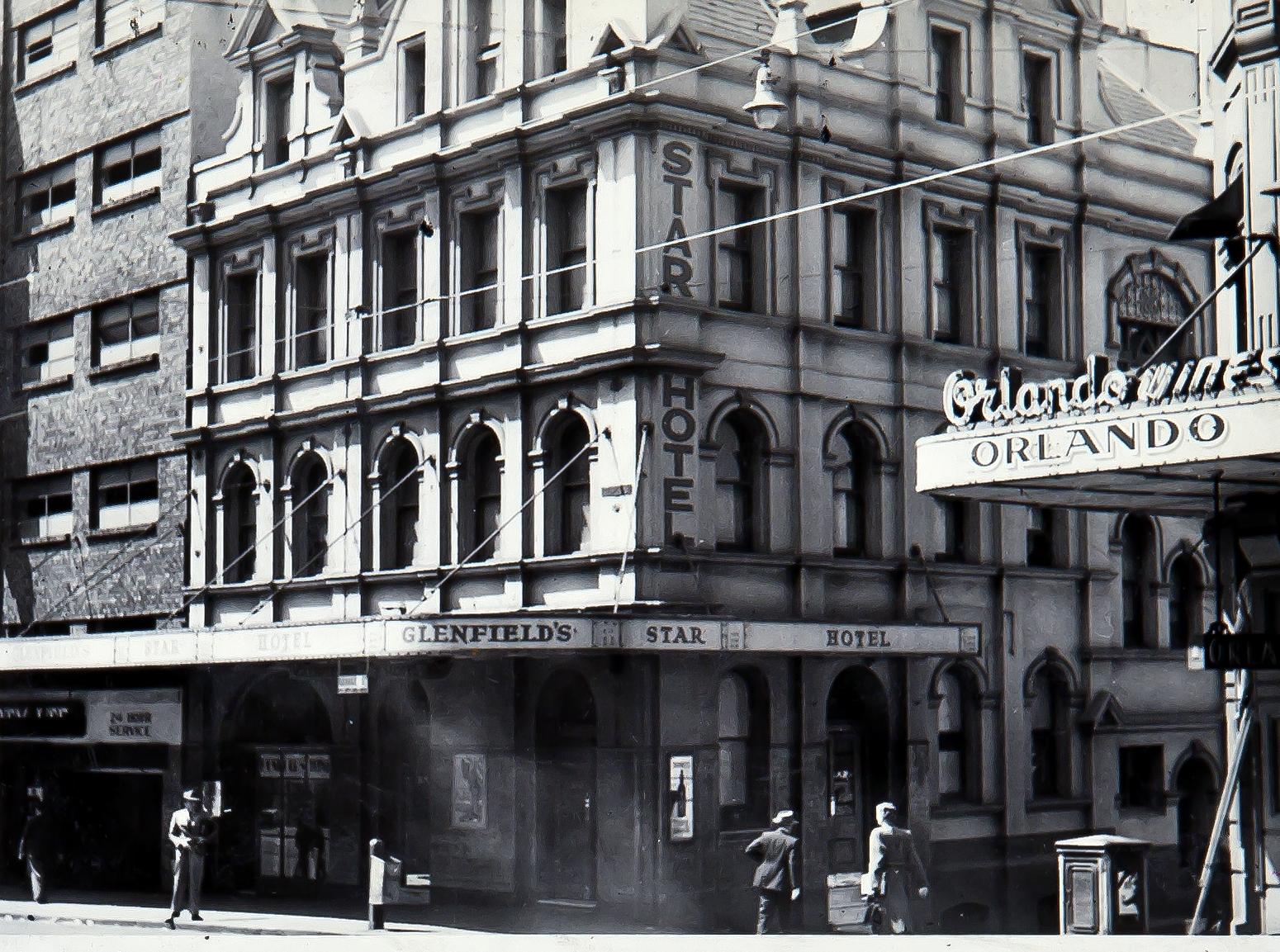 Star Hotel, Sydney