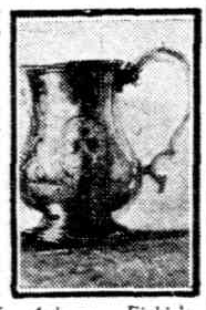 crown hotel brisbane pewter mug 1854