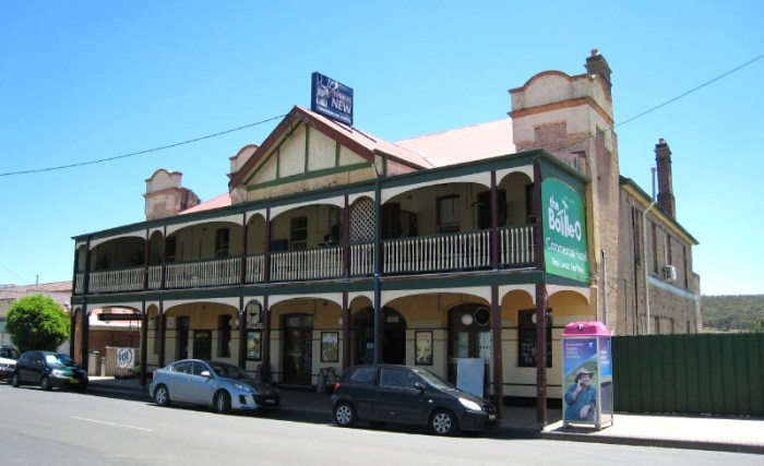 Commercial Hotel Wallerawang 1 NSW TG