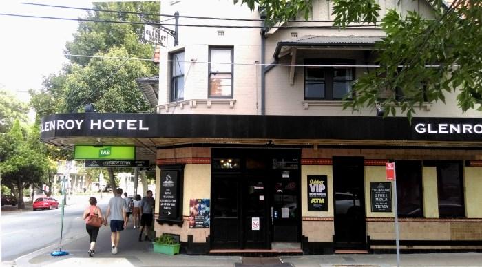 Glenroy Hotel Alexandria c