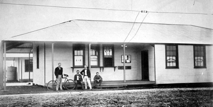 post office niagara western australia c1897