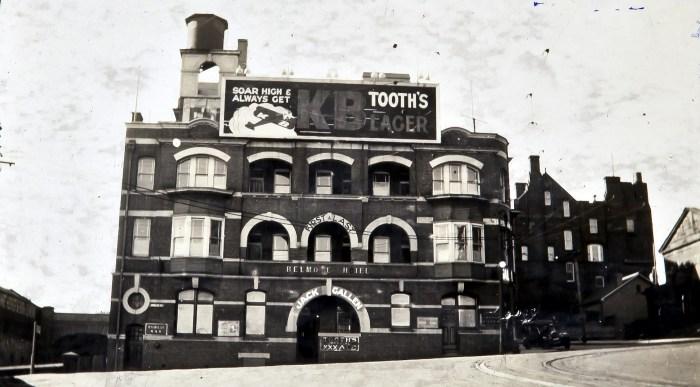 First & Last Hotel 1930 ANU