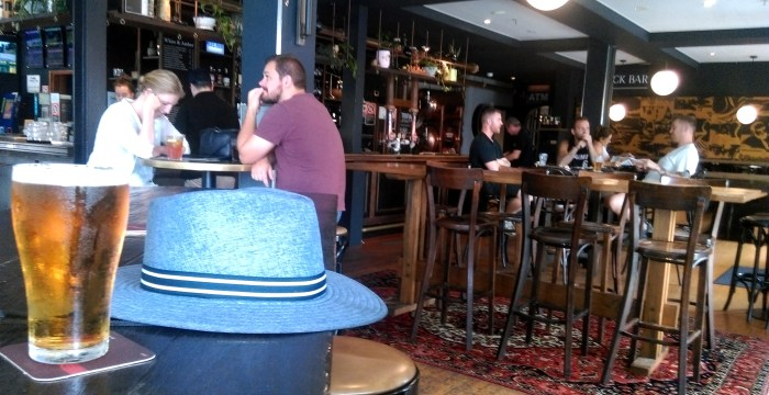 sackville hotel balmain bar