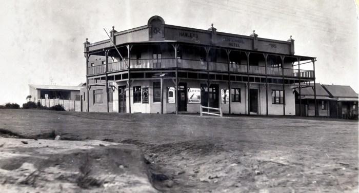 Centennial Hotel Helensburgh 1926 anu