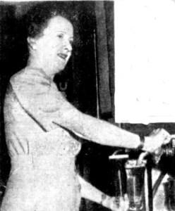 VENIE WILLIAMS court house hotel perth 1946