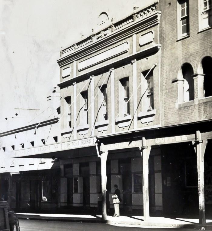 Welcome Inn Hotel Sussex Street 1949 anu