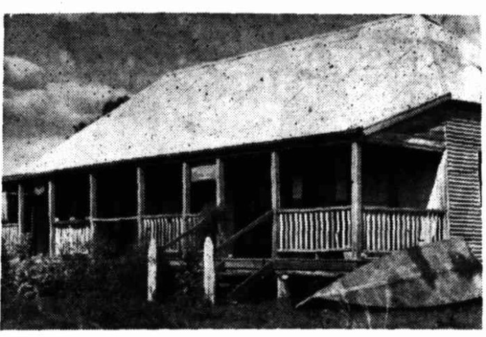 bowen river hotel bowen queensland 1951