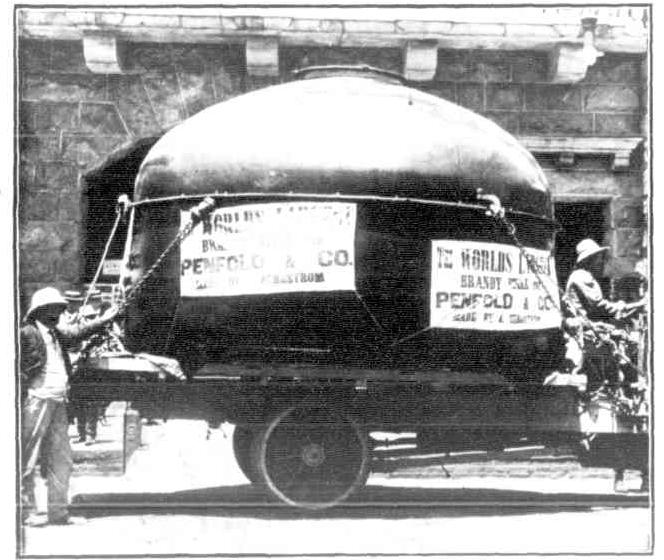 brandy still 1913