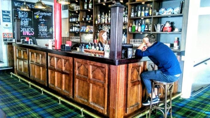 bristol arms sussex street sydney 2018 bar
