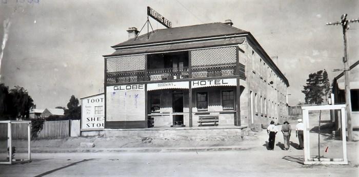 Globe Hotel Rylstone NSW 1939 ANU