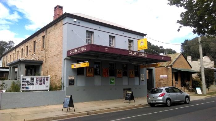 Globe Hotel Rylstone NSW 2019 TG 2