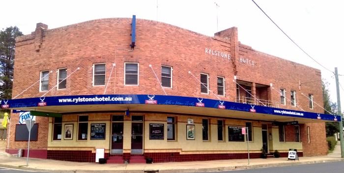 Rylstone Hotel Rylstone NSW 2019 TG 2