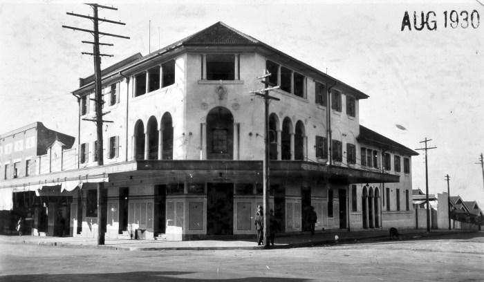 Campsie Hotel Aug 1930 ANU