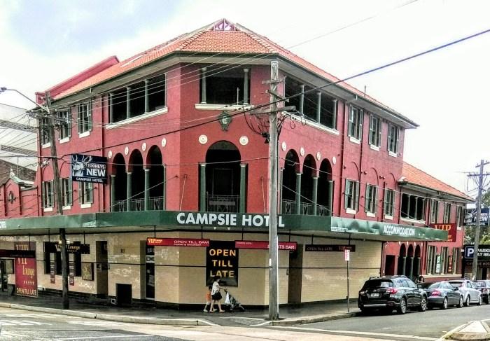 Campsie Hotel Campsie NSW TG 2018 1