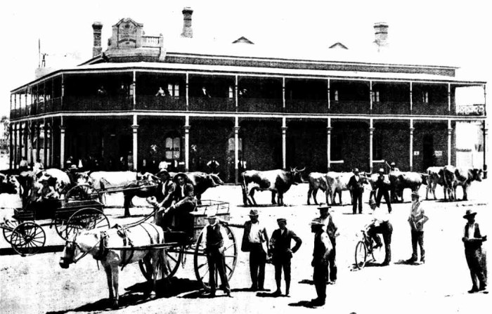 Federal Hotel Petersburg SA 1899