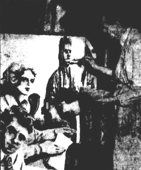 Garnet Agnew 1950