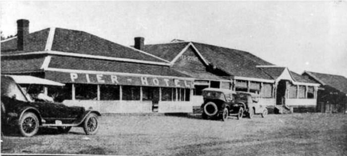 pier hotel cleveland