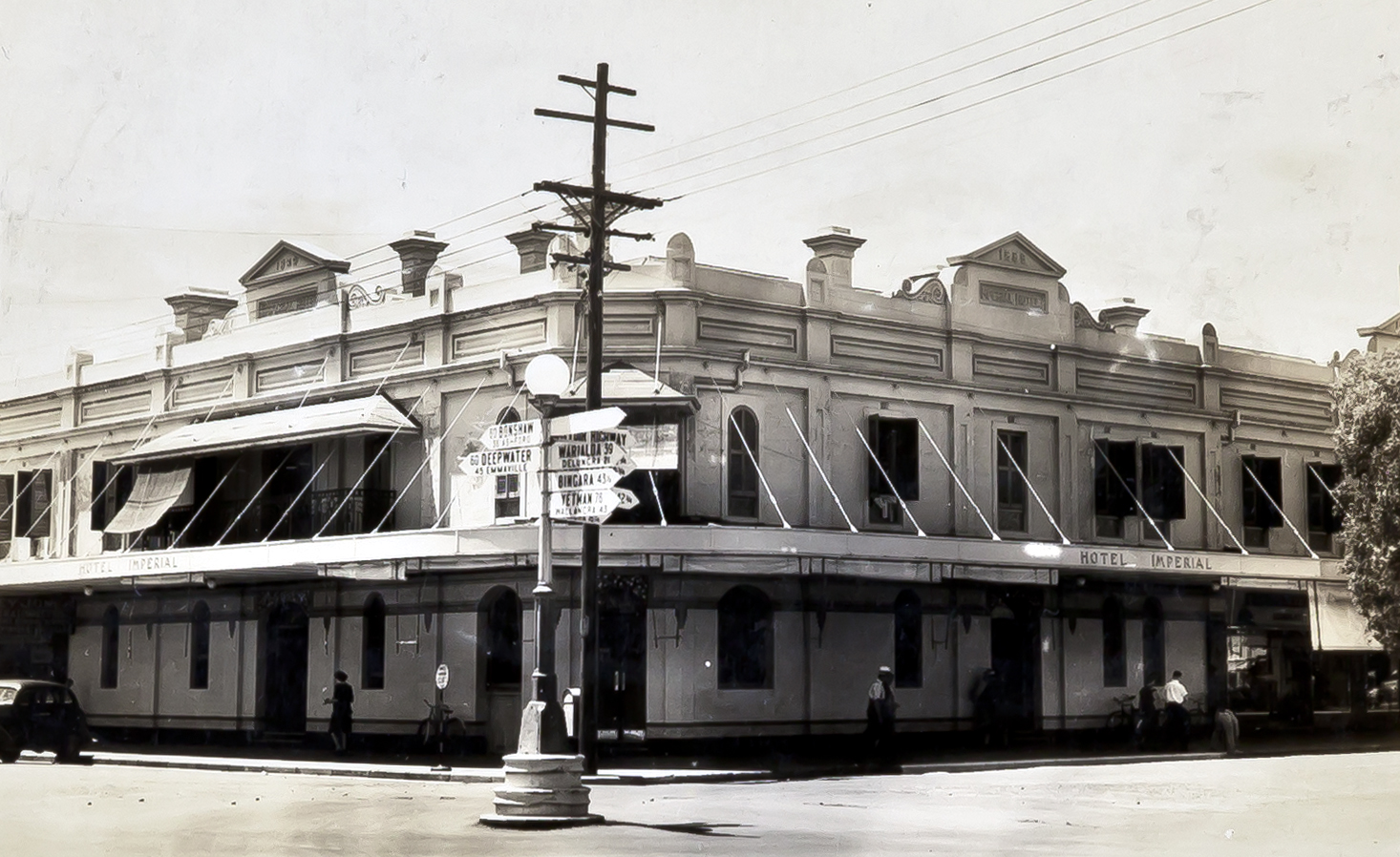 Imperial Hotel, Inverell