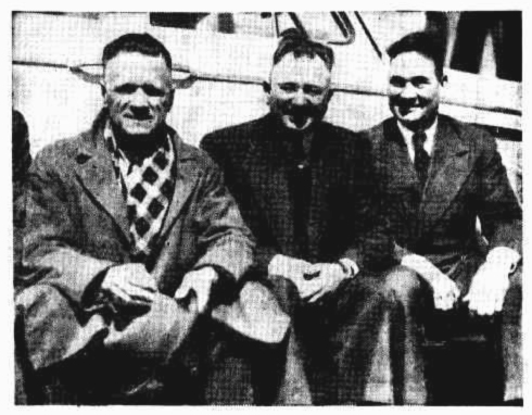 Jimmy Sharman Arthur Greenhalgh Dave Meekin