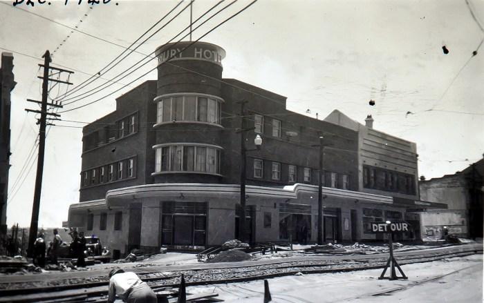 Albury Hotel paddington 1940 anu