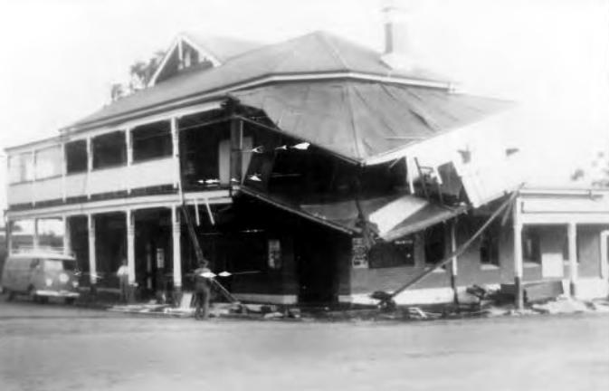Brunswick Hotel Brunswick Junction WA 1960 Harvey History Group