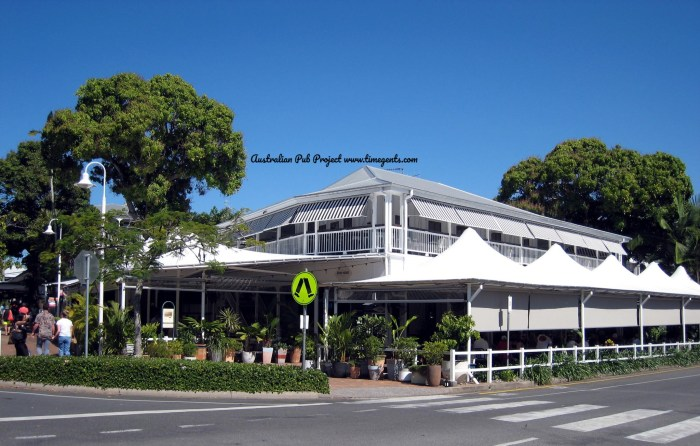 Court House Hotel Port Douglas Qld TG W 1