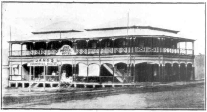 langs imperial hotel emu park 1925