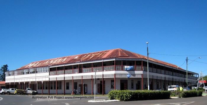 Malanda Hotel Malanda Qld 2 TG W