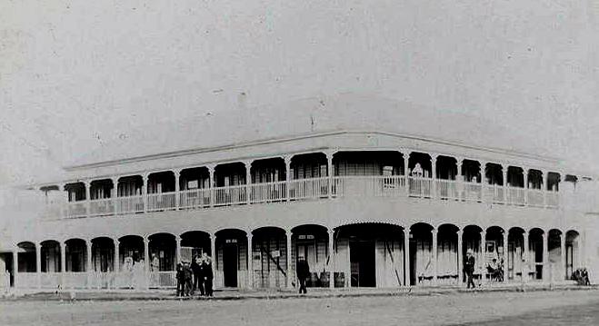 Tattersalls Hotel Blackall 3 1908