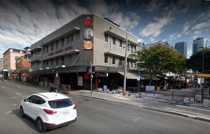 Royal George Hotel Fortitude Valley 2019 Google