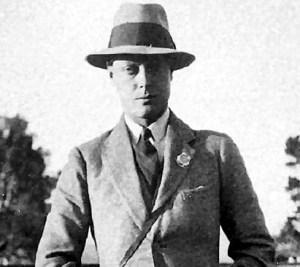 prince edward australia 1920 B