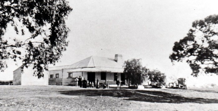 corona hotel which eventually ended up at yanco glen then burnt down Broken Hill Historical Society