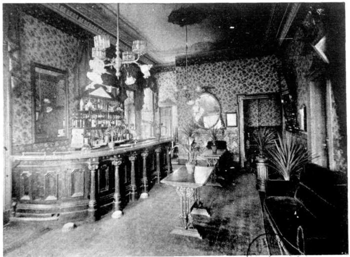Royal Mail Hotel Melbourne cafe bar Melbourne Punch July 12 1900