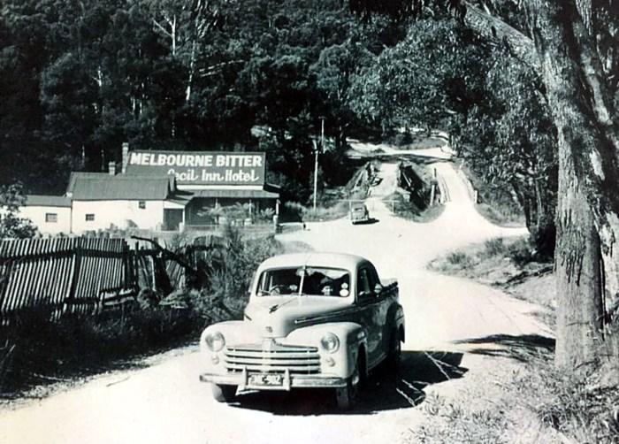 cecil inn gould 1950s Gippsland Water