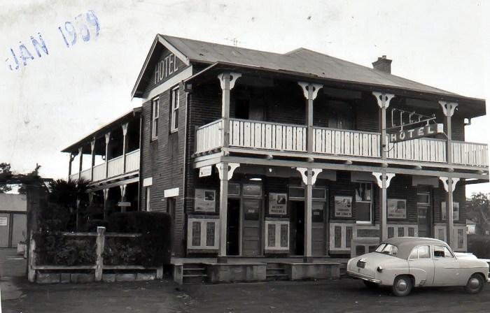 North Richmond Hotel 1959 ANU