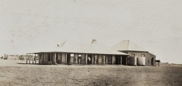 One Tree Hotel March 1930 ANU