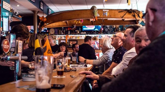 Royal Oak Hotel North Fitzroy Victoria public bar photo royal oak hotel website