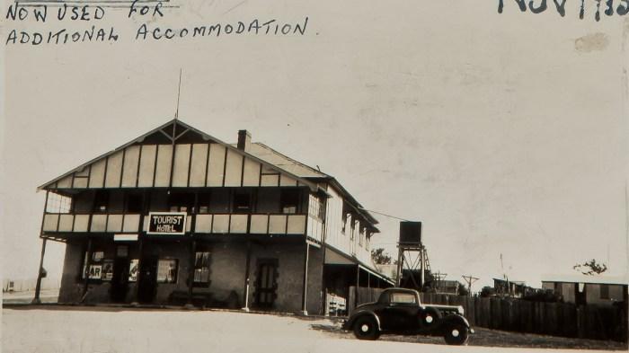 Tourist Hotel Oberon NSW 1935 NBA ANU