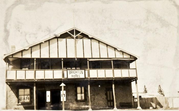 Brighton Hotel Oberon 1925 NBA ANU